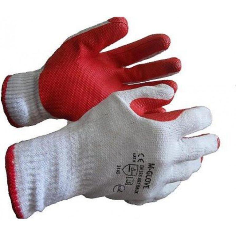 Pamiętaj o wyborze odpowiednich rękawic ochronnych