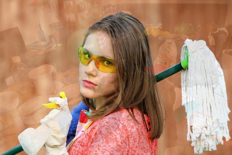 Firmy sprzątające cieszą się coraz większym zainteresowaniem